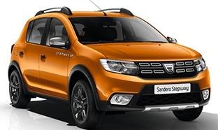 Essayez de remporter la Dacia Sandero Stepway