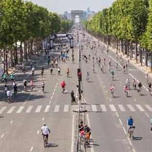 Journée sans voiture dans tout Paris : Le 1er octobre 2017