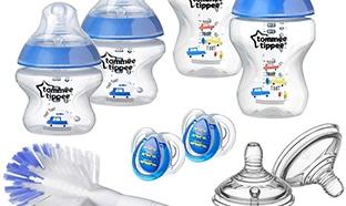 Promo Kit biberons Tommee Tippee à 18,39€ au lieu de 35,99€