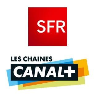 SFR box TV : Bouquet CANAL+ gratuit en octobre 2019