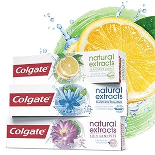 Test TRND : 5000 dentifrices Colgate Natural Extracts gratuits