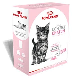 Royal canin coffrets chatons gratuits sur simple demande - Croquettes royal canin club cc sac de 20kg ...