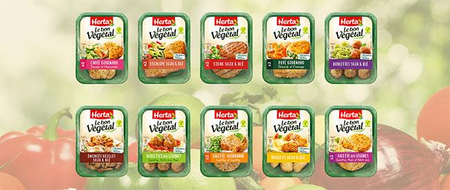 testez gratuitement un plat Le Bon Végétal d'Herta