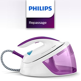 Test Philips : 10 centrales vapeur PerfectCare Compact gratuites