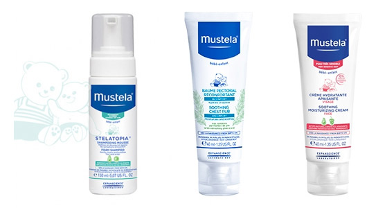 Des produits Mustela à tester gratuitement