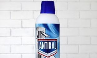 Anti-calcaire Antikal gratuit grâce à un coupon de réduction