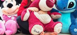 Bon plan Disney : Grandes peluches personnalisables moins chères