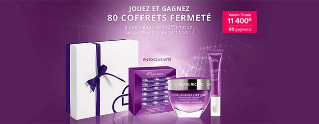 cadeaux routine anti-âge Collagènes Lift 3D de Dr. Pierre Ricaud