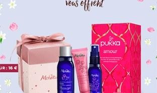 Promo Melvita : 5 cadeaux + livraison offerte sans minimum !