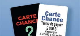 Carte chance Monopoly Mcdo : 2000€ à gagner sur McDonalds.fr