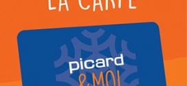 Carte fidélité Picard et Moi gratuite : Demandez-la !