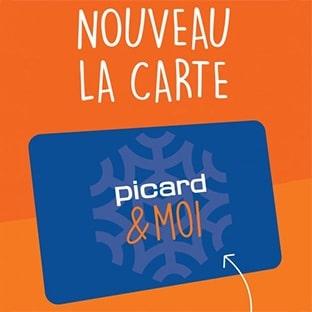 Carte Fidelite Auchan Perdue.Carte Fidelite Picard Et Moi Gratuite Demandez La