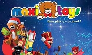 Catalogue Maxi Toys Noël 2017 gratuit