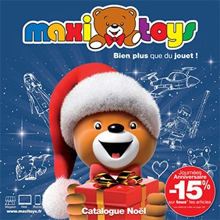 Catalogue Maxi Toys Noël 2018 gratuit