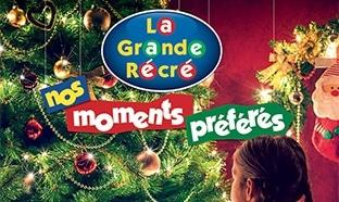 Catalogue jouets de Noël La Grande Récré 2017 et promos