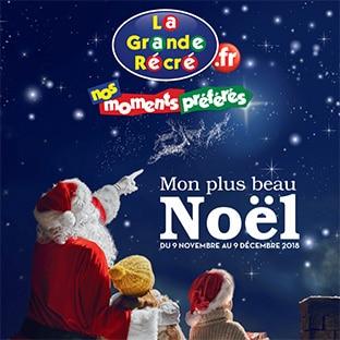Catalogue jouets de Noël La Grande Récré 2018 et promos