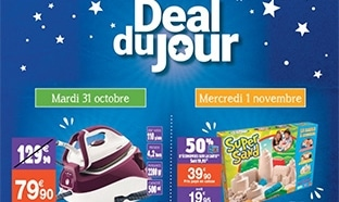 Deal du jour Carrefour Market