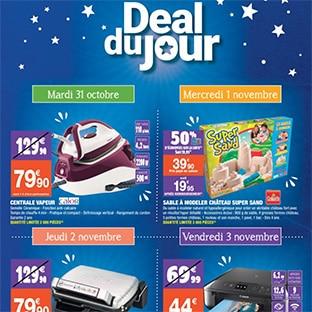 Deal du jour Carrefour Market : Une promo exceptionnelle / jour