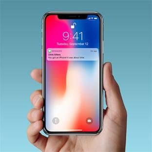 Jeu : Gagnez votre iPhone X