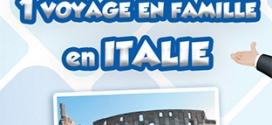 Jeu La Grande Récré / Hasbro : Séjour en Italie à gagner