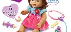 Ma poupée à soigner Little Love VTech moins chère à 39,99€