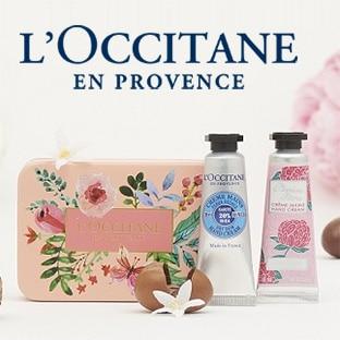 L'Occitane : Duo mains douces gratuit sur simple visite