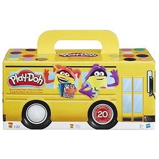 Promo Amazon : Pack de 20 pâtes à modeler Play-Doh à 8,99€