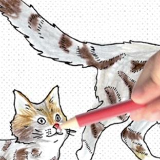Royal Canin : Cahier à dessin animé gratuit à recevoir à domicile