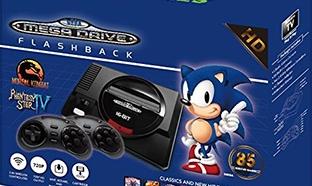 Précommande Sega Mini Megadrive HD moins chère
