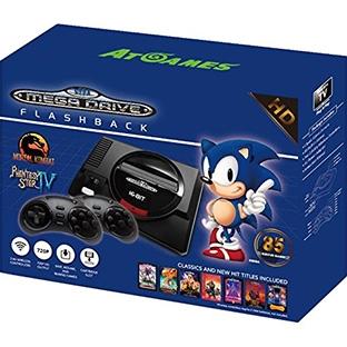 Précommande de la Sega Mini Mega Drive HD moins chère