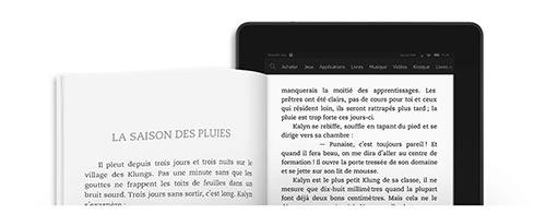 Bibliothèque de prêt Kindle