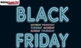 Catalogue Black Friday Intermarché : Plus de 70 remises !