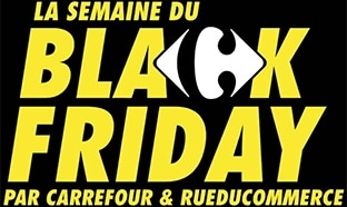 Black Friday Carrefour 2017 : Catalogue et ses superbes promos