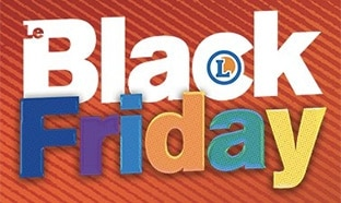 Catalogue Leclerc Black Friday 2017 : 5 jours de remises