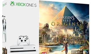 Bon plan Black Friday : Xbox One S 500 Go + jeu = Dès 159€