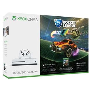 Black Friday : Pack Xbox One S Rocket League à 179€