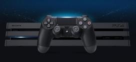 Promos Black Friday : PS4 moins chères (pro / pack / casque VR)