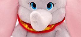 Grandes peluches personnalisables Disney moins chères (-50%)