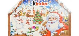 Calendrier de l'Avent Kinder moins cher (5,62€) sur Amazon