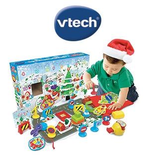 Promo : Calendrier de l'Avent Vtech Tut Tut Bolides à 12,95€