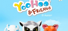 Carrefour Market : Peluches YooHoo offertes + jeu concours