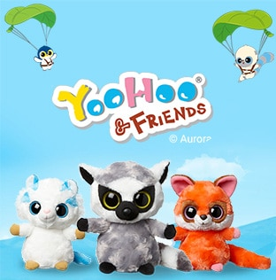 Carrefour Market : Peluches YooHoo offertes + jeu concours