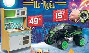 Catalogue de Noël Gifi 2018