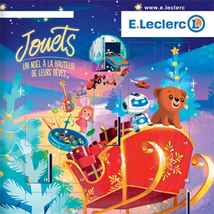 Catalogue Leclerc Noël 2018 : Promos sur les jouets