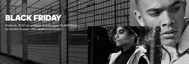 Code promo Black Friday Adidas