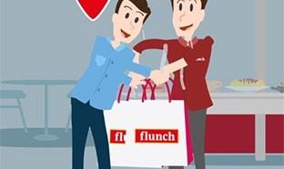 Code promo Click & Flunch Repas à emporter