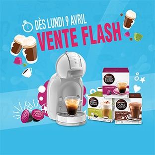 machine caf dolce gusto offerte pour l 39 achat de boissons. Black Bedroom Furniture Sets. Home Design Ideas