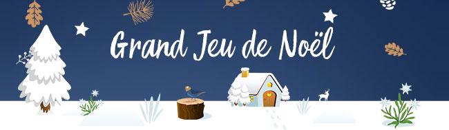Grand jeu de Noël d'Yves Rocher