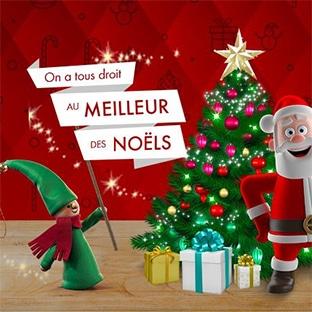 Jeu Calendrier De Lavent Carrefour 570 Lots à Gagner