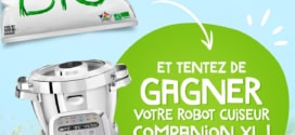 Tentez de gagner un robot Moulinex Companion XL